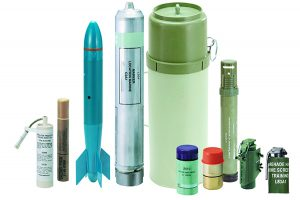 Pyrotechnics - General Dynamics Ordnance and Tactical Systems - Canada